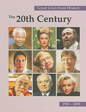 Great Lives from History, Volume 1: The 20th Century, 1901-2000: Alvar Aalto-Pierre Boulez 9781587653469