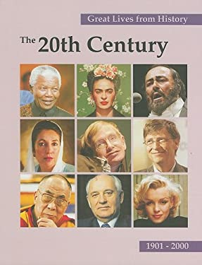 Great Lives from History, Volume 9: The 20th Century, 1901-2000: Nathan Soderblom-Simone Weil 9781587653544