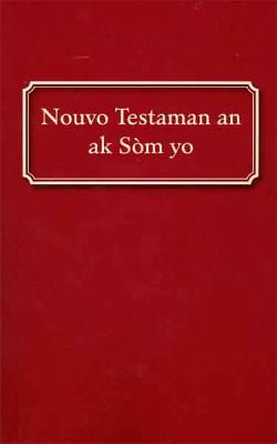 Haitian New Testament with Psalms-FL 9781585169443