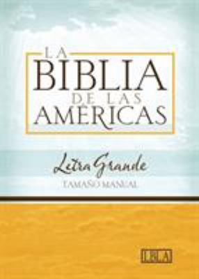 Hand Size Giant Print Bible-Lbla 9781586403904