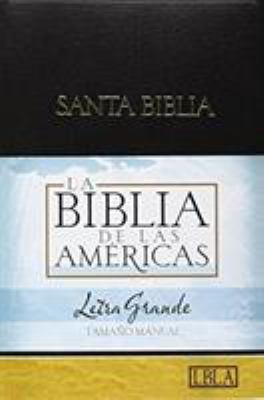 Hand Size Giant Print Bible-Lbla 9781586403911