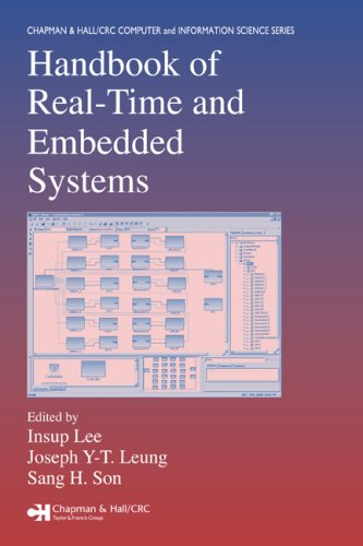 Handbook of Real-Time and Embedded Systems 9781584886785