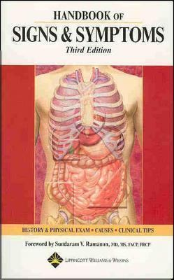 Handbook of Signs & Symptoms 9781582554020