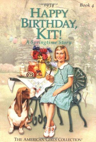 Happy Birthday, Kit!: A Springtime Story, 1934