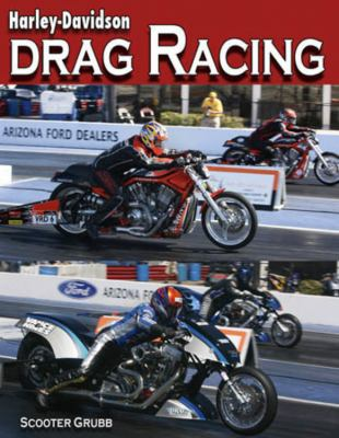 Harley-Davidson Drag Racing 9781583882627