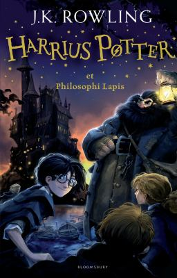 Harrius Potter Et Philosophi Lapis: (Harry Potter and the Philosopher's Stone) 9781582348254