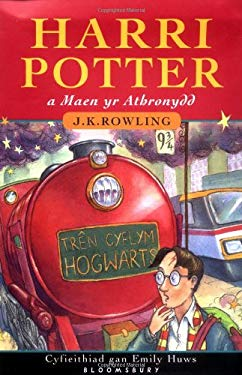 Harry Potter and the Philosopher's Stone: Welsh Edition