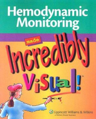 Hemodynamic Monitoring Made Incredibly Visual! 9781582555034