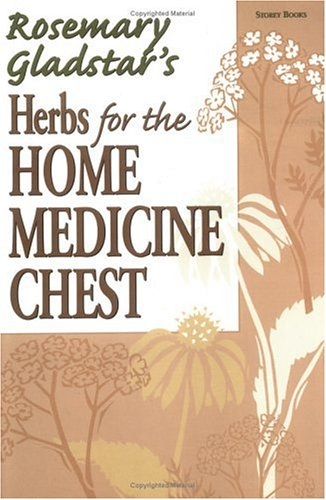 Herbs for the Home Medicine Chest 9781580171564