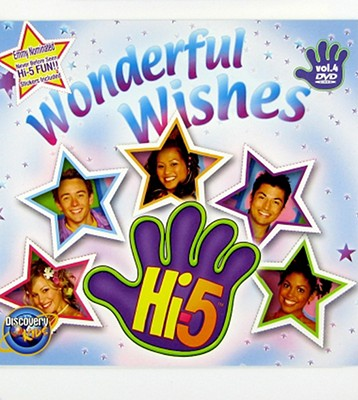 Hi-5 Wonderful Wishes: Volume 4