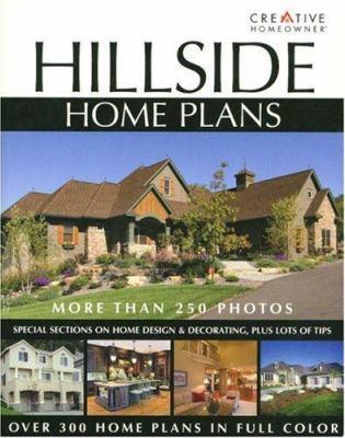 Hillside Home Plans 9781580113601