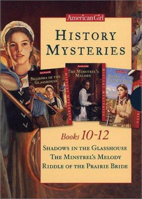 History Mysteries Set #10-12 9781584853121