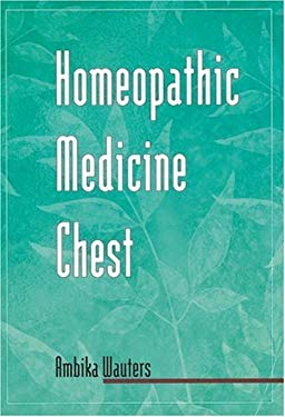 Homeopathic Medicine Chest 9781580910552
