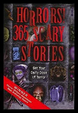Horrors!: 365 Scary Stories 9781586632403