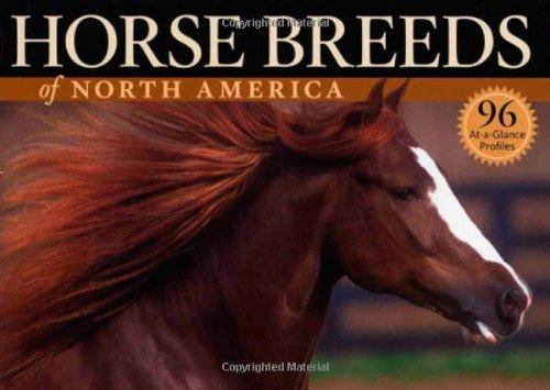 Horse Breeds of North America 9781580176507