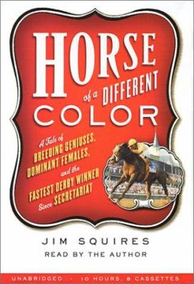 Horse of a Different Color Audio 9781586481315