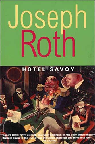 Hotel Savoy 9781585674473