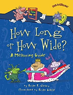 How Long or How Wide?: A Measuring Guide 9781580138444