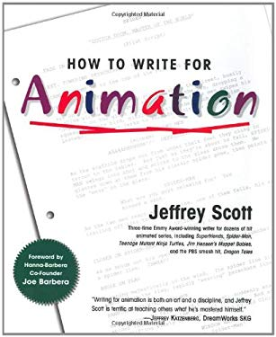 How to Write for Animation 9781585672400