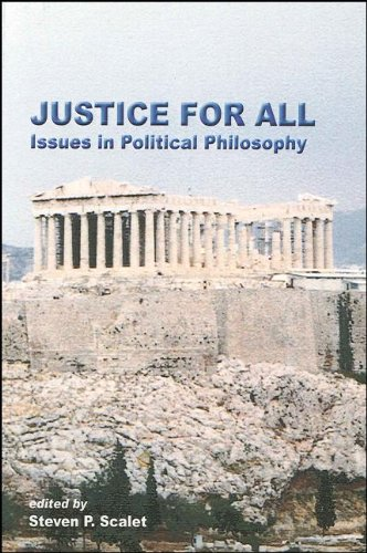 Justice for All: Issues in Political Philosophy 9781586842413