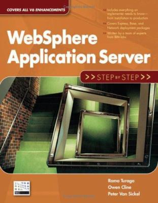 IBM Websphere Application Server-Express: Step by Step 9781583470497