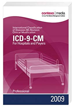 ICD-9-CM Vols 1,2&3, for Hospitals and Payers 2009 (Compact) 9781583836040
