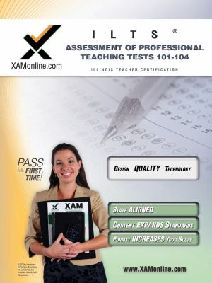 ICTS Assessment of Professional Teaching Tests 101-104 9781581972931