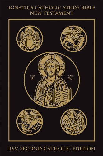 Ignatius Catholic Study New Testament-RSV 9781586174842
