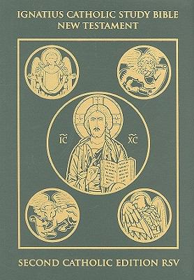 Ignatius Catholic Study New Testament-RSV 9781586174859