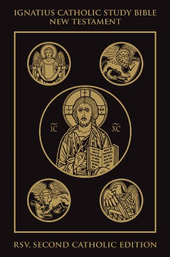 Ignatius Catholic Study New Testament-RSV 9781586172503