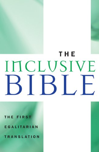 Inclusive Bible-OE: The First Egalitarian Translation 9781580512138