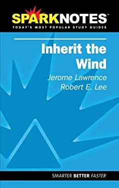 Inherit the Wind (Sparknotes Literature Guide) 9781586638290