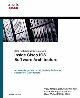 Inside Cisco IOS Software Architecture 9781587058165