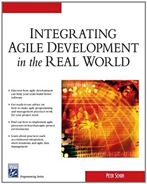 Integrating Agile Development in the Real World 9781584503644