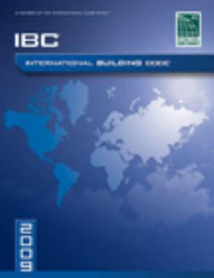 International Building Code 9781580017244