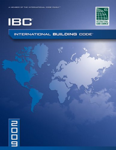International Building Code [With CDROM] 9781580017251