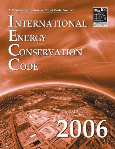 International Energy Conservation Code 9781580012706