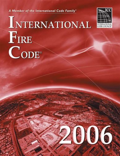 International Fire Code 9781580012553