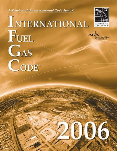 International Fuel Gas Code 9781580012690