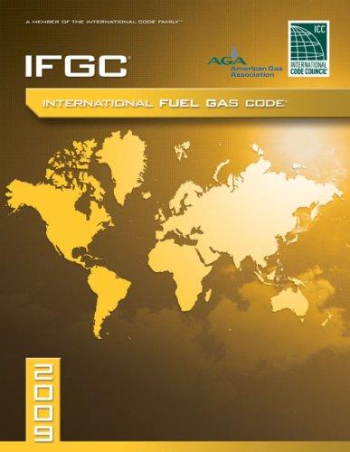 International Fuel Gas Code 9781580017343