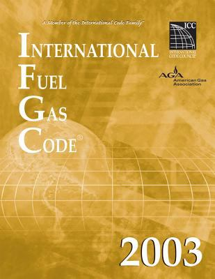 International Fuel Gas Code: Turbo Tabs 9781580011457