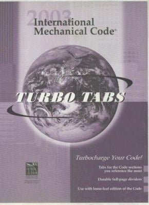 International Mechanical Code 9781580011419