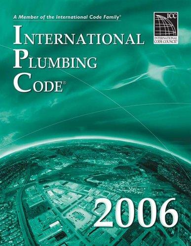 International Plumbing Code 9781580012591