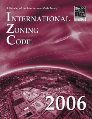 International Zoning Code 9781580012614