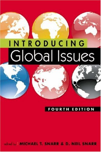 Introducing Global Issues 9781588265593