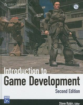 Introduction to Game Development [With CDROM] 9781584506799
