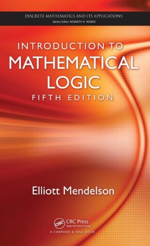 Introduction to Mathematical Logic 9781584888765