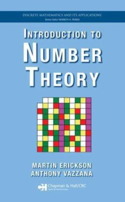 Introduction to Number Theory 9781584889373
