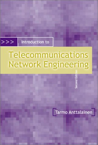 Introduction to Telecommunications Network Engineering 9781580535007