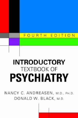Introductory Textbook of Psychiatry: 9781585622726